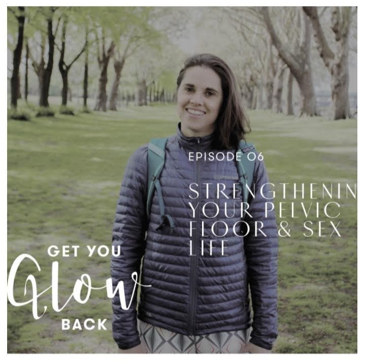 Get your Glow Back – Podcast with Madeliene Shaw