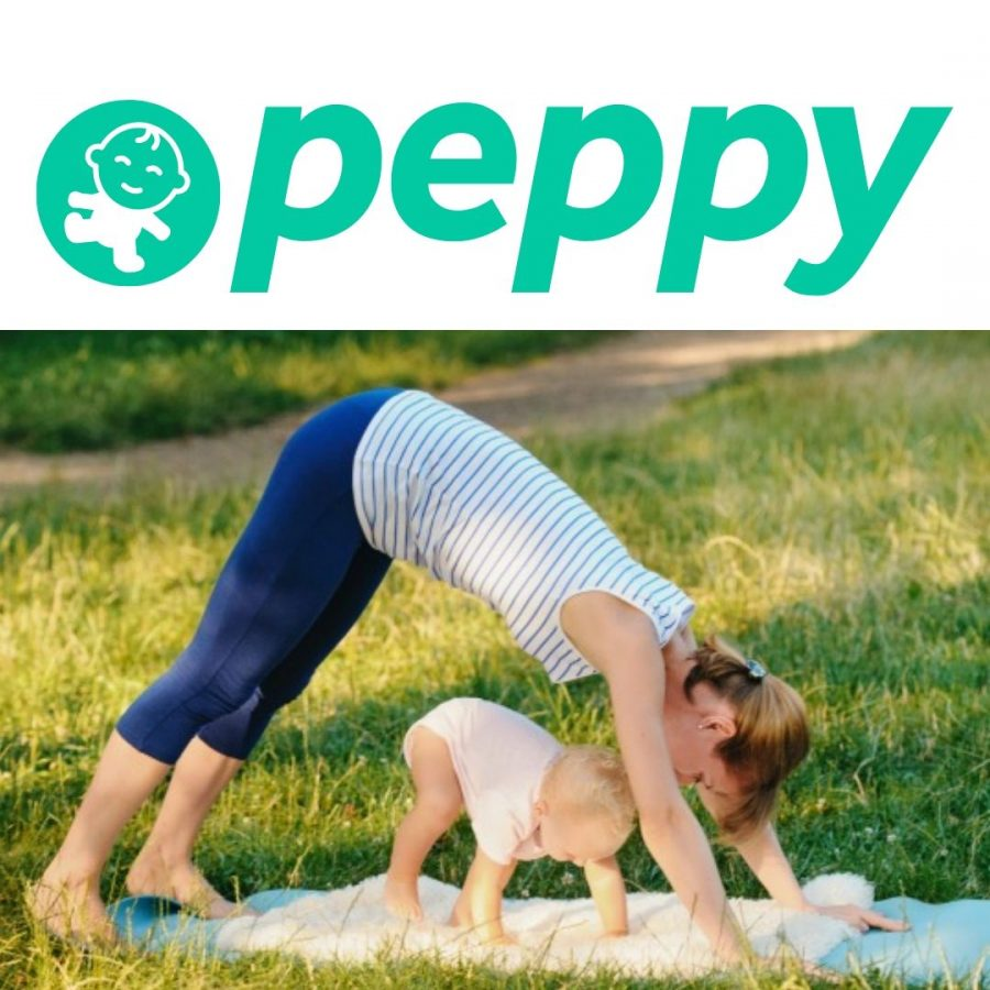 Postnatal exercise with Peppy Health